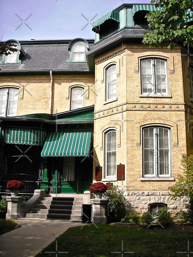 Laurier House, Ottawa, ON Canada by Shulie1