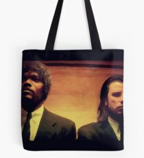 Vinny and Jules (Pulp Fiction) Tote Bag