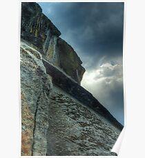 Moro Rock, Sequoia National Park, California Poster