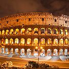 del Colosseo by Ray Mosteller