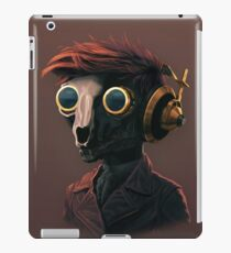 Techpunk iPad Case/Skin