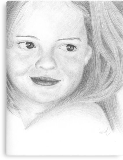 Portrait of a Young Girl by CoracleMouse