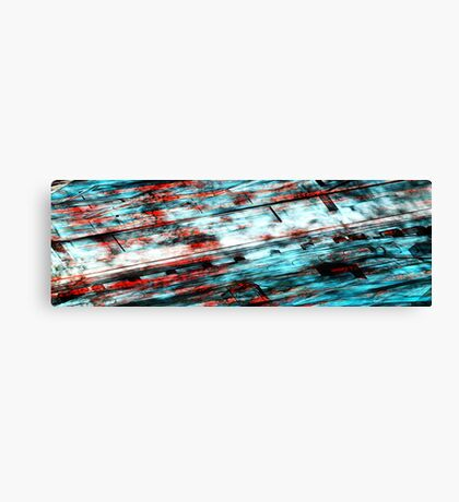 Bedazzlement and Confusion Canvas Print