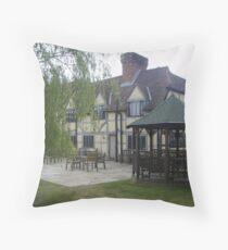 Cain Manor Throw Pillow