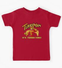 It's Turbo Time!!!  Kids Tee