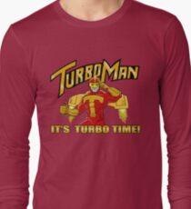 It's Turbo Time!!!  Long Sleeve T-Shirt