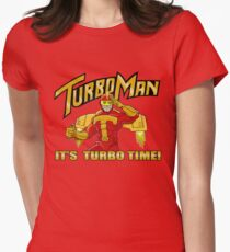 It's Turbo Time!!!  Women's Fitted T-Shirt