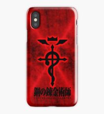 Fullmetal Alchemist iPhone Case/Skin