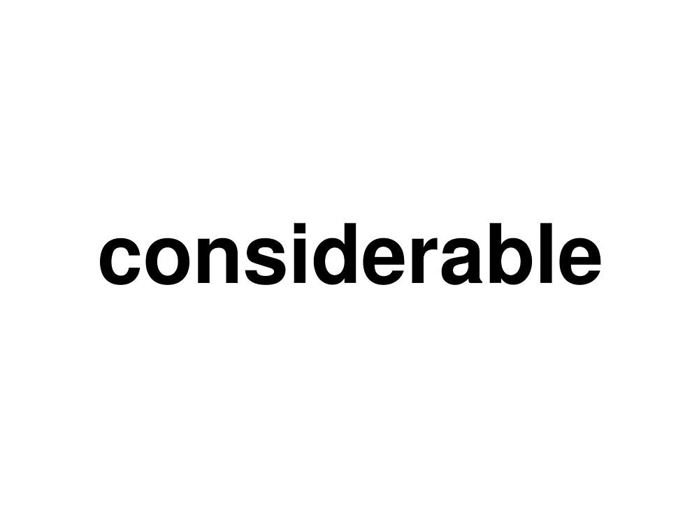 considerable by ninov94
