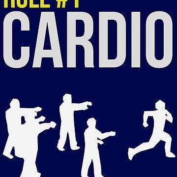 Zombie Survival Guide - Rule #1 Cardio von AlexNoir