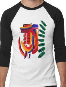 Cool Dude T-Shirt Men's Baseball ¾ T-Shirt
