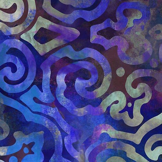 Native Elements Cobalt Blue by mindydidit