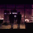 Love n mayhem (Fight Club) by densitydesign