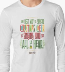 Buddy the Elf - Weihnachtsjubel Langarmshirt
