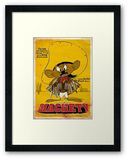 MACHETY - the fastest Blade in Mexico by kgullholmen