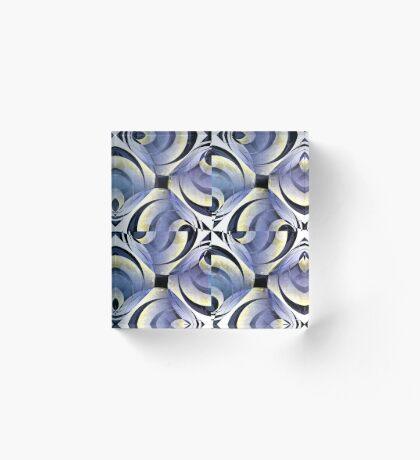 Pattern 24 Acrylic Block