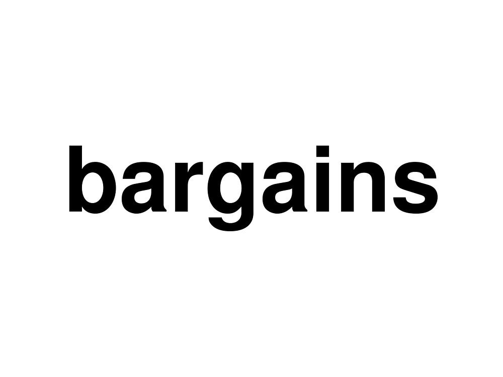 bargains by ninov94