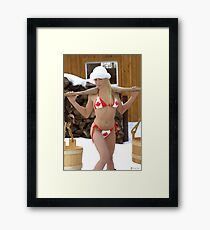 ★ 。* 。*。 • ˚ ˚ •。★MAPLE LEAF BEAUTY OHH CANADA!! ★ 。* 。*。 • ˚ ˚ •。★ Framed Print