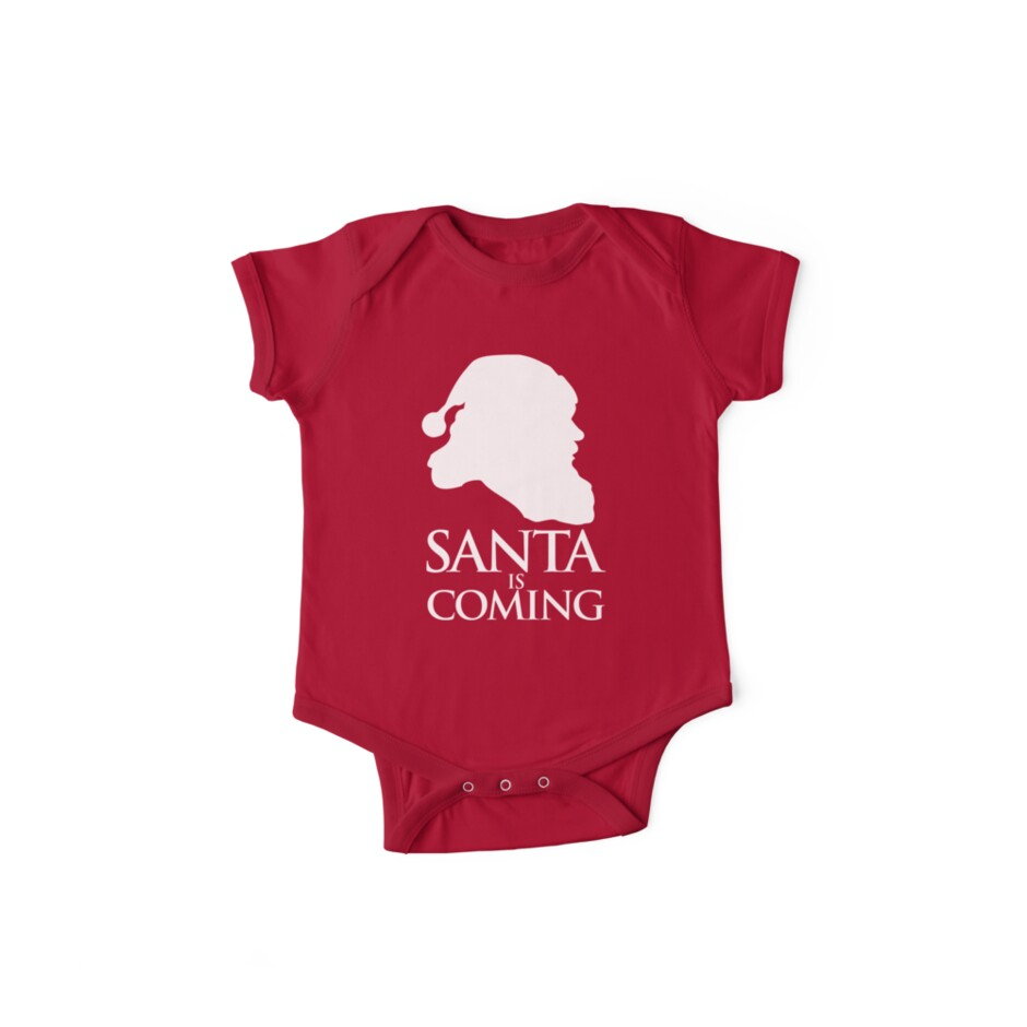Santa is coming by D4N13L