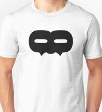 Crazy 88 Large Mask (black) Unisex T-Shirt