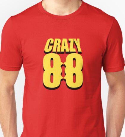 Crazy 88 Masks & Shadow (yellow) T-Shirt