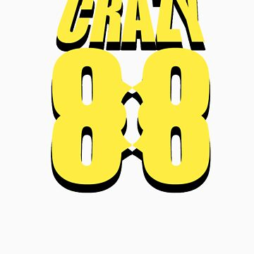 Crazy 88 Masks & Shadow (yellow) by Sacana