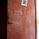 Farmhouse Door, Sorrento by Barbara Wyeth