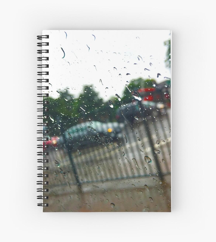 rain in london by avelana