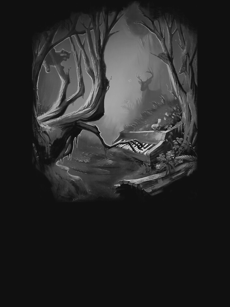 Piano Tree by leeromao