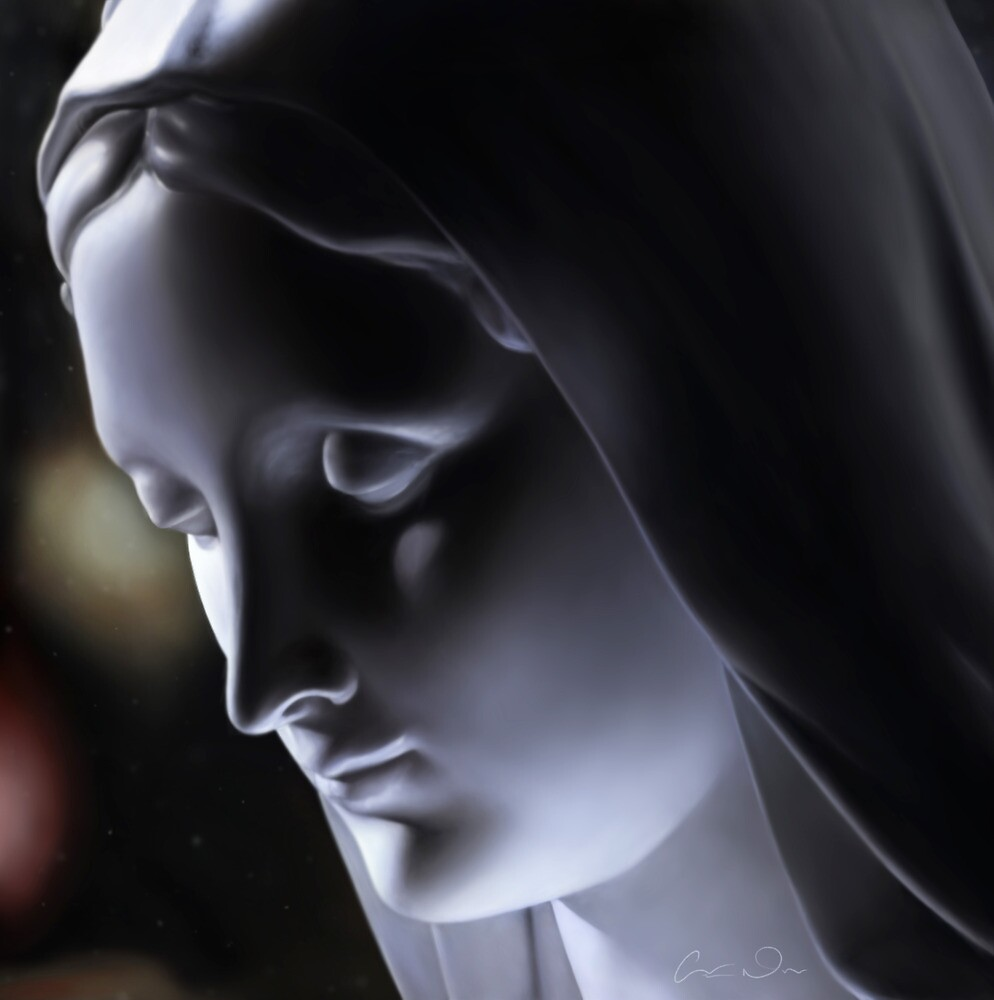 Ave, Maria by anthonynoble