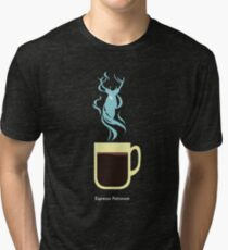 """Espresso Patronum!"" Tri-blend T-Shirt"