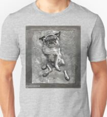 Pug in Carbonite Unisex T-Shirt
