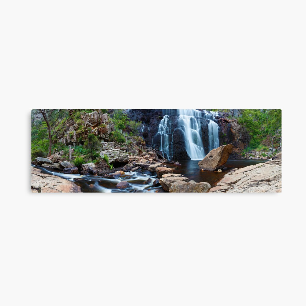 MacKenzie Falls, Grampians, Australia Canvas Print