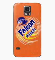 Falcon Punch! Case/Skin for Samsung Galaxy