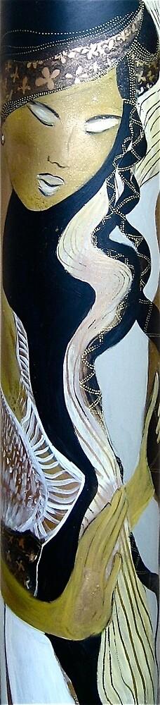 Golden Beauty by MarianaZopel