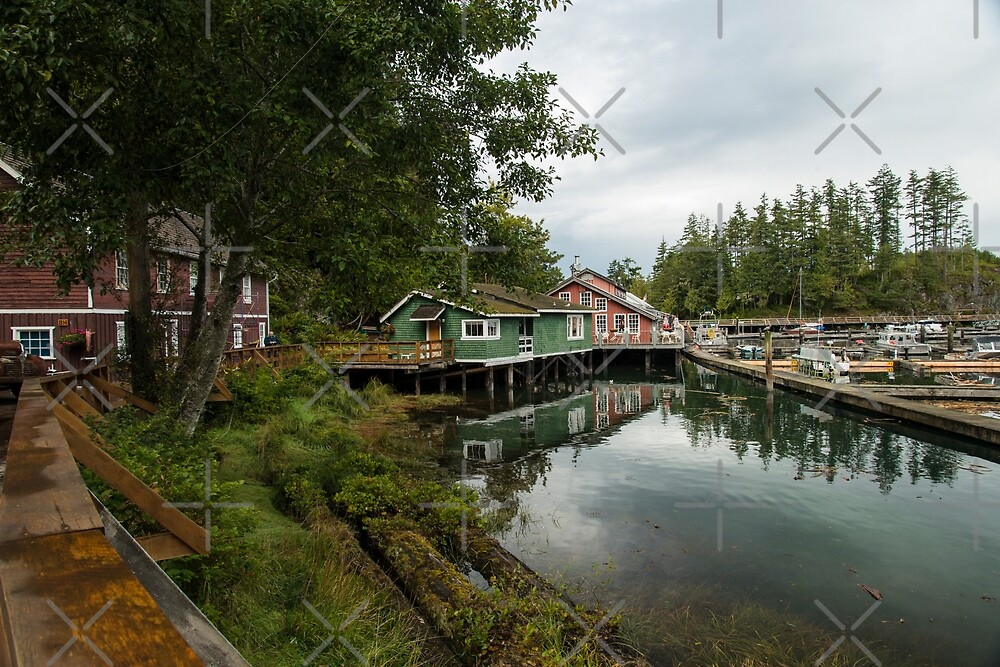 Telegraph Cove, Vancouver Island by SusanAdey