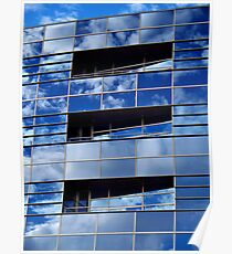 Reflections on Chadstone 0320 Poster