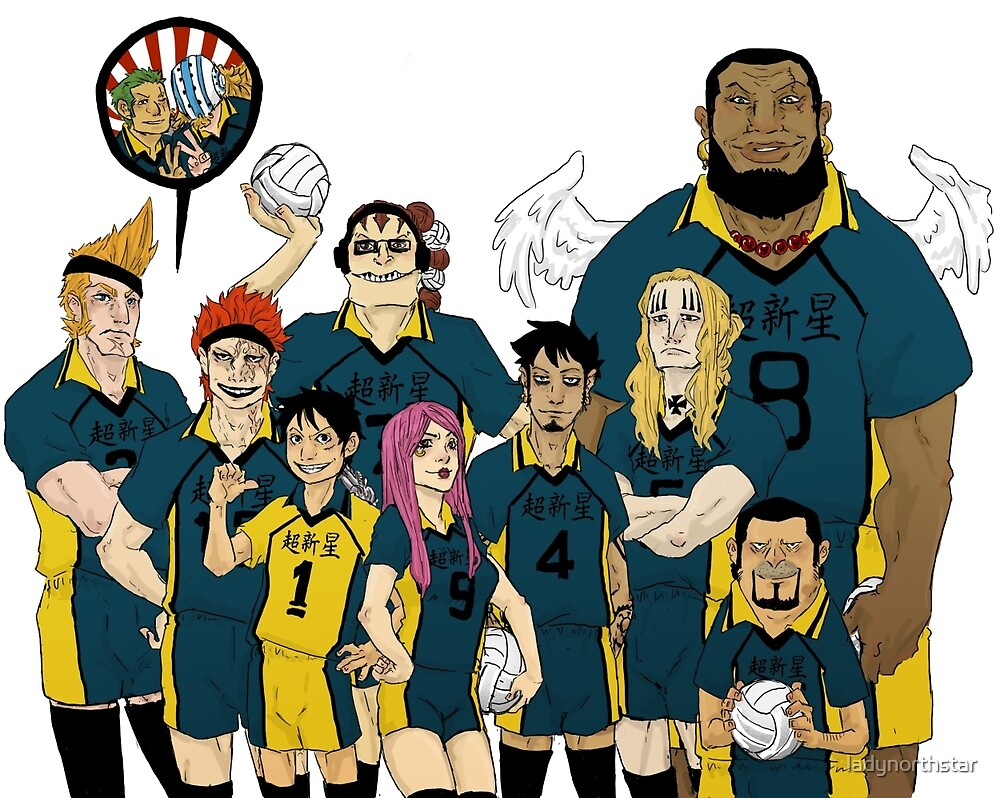 Supernova : best team by ladynorthstar