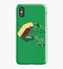 Turtle Trap iPhone Case