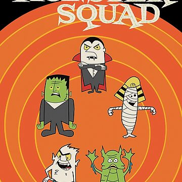 Monster Squad by Tiki2