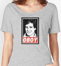 Obeying the Quantum Leap Women's Relaxed Fit T-Shirt