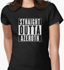Straight Outta Azeroth T-Shirt