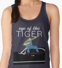Supernatural - Eye of the Tiger Women's Tank Top