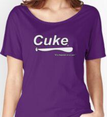 Cuke Women's Relaxed Fit T-Shirt