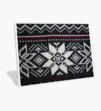 Warming Norweger Pullover Design Laptop Folie
