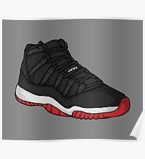 Shoes Breds (Kicks) Poster