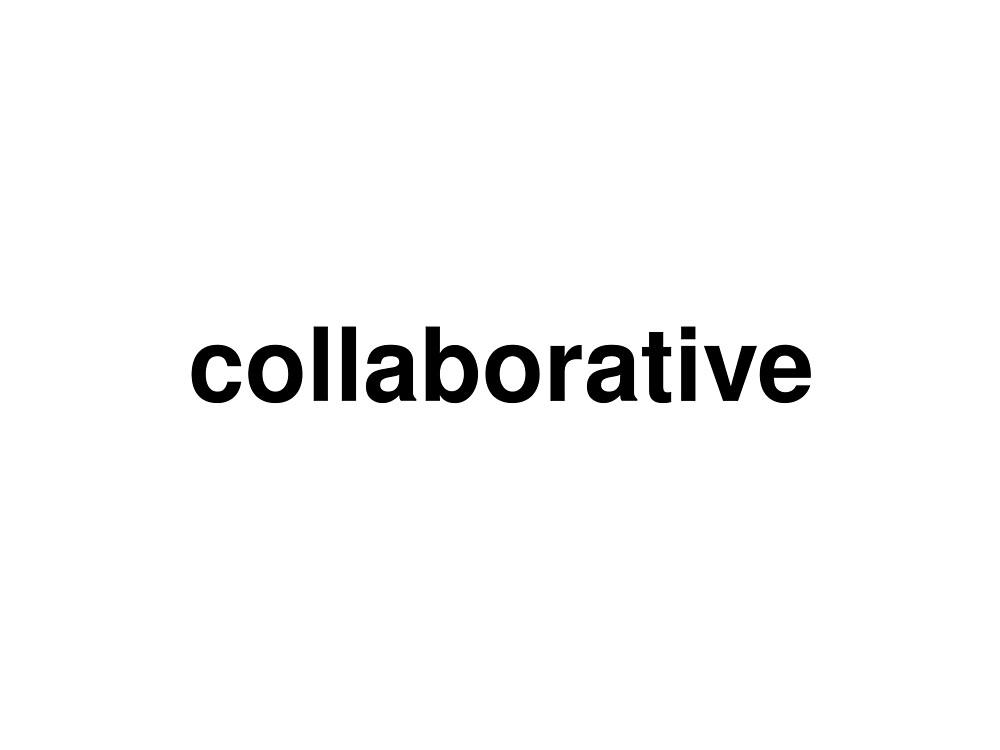 collaborative by ninov94