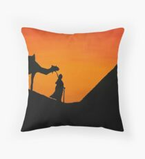 The Prophet Nr1 Throw Pillow