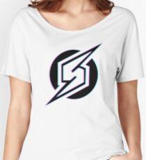 3D Samus logo Women's Relaxed Fit T-Shirt