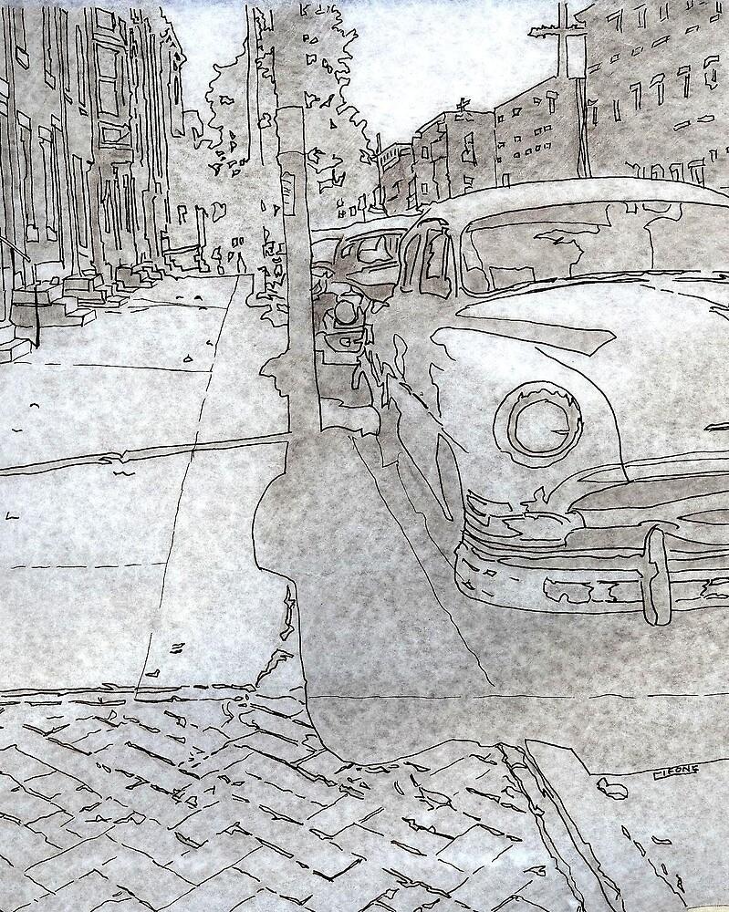 1225 Christian St.,Phila.,PA   1956 by CIFONE